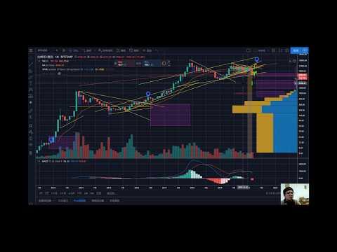 比特币走势分析-和大家聊一聊对比特币是否避险资产的思考-2020年3月16日hightbiger的vlog