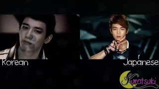 ╰ SHINee ╮~ Lucifer »Korean & Japanese Mix«