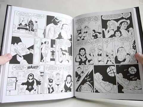God and Science: Return of the Ti-Girls (Love and Rockets) by Jaime Hernandez - video preview