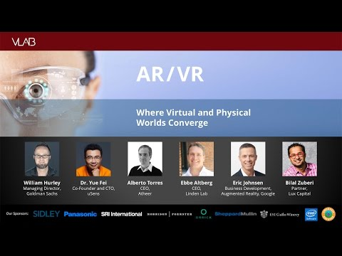 AR/VR: Where Virtual and Physical Worlds Converge