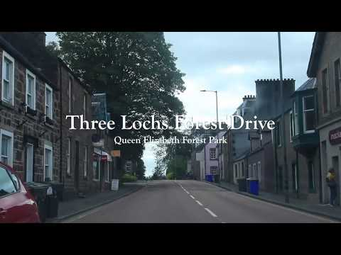 Three Lochs Forest Drive - Cooper Cottages