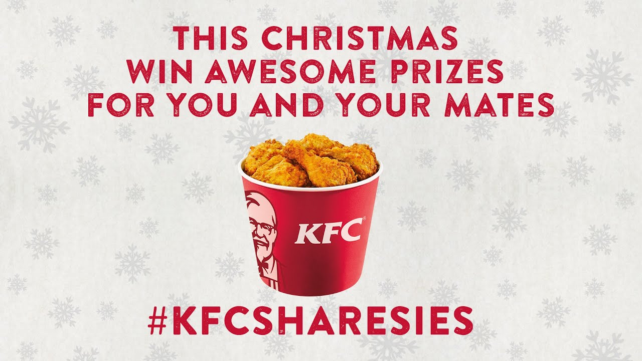 KFCSharesies - Win Awesome Prizes! - YouTube