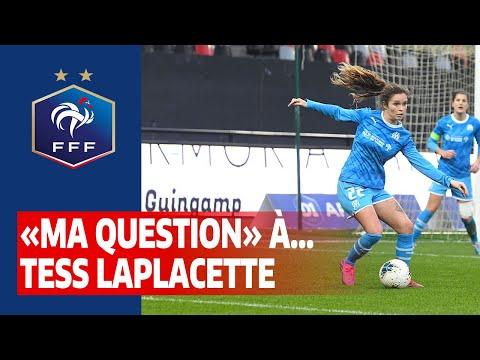 """""""Ma question"""" à... Tess Laplacette I FFF 2020"""