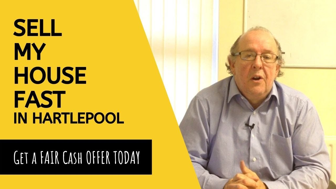 Sell My House Fast Hartlepool - Get a QUICK FAIR OFFER Today