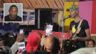Samidoh performs Tuhii Twitu song live at meet & meat makuti in Kitengela