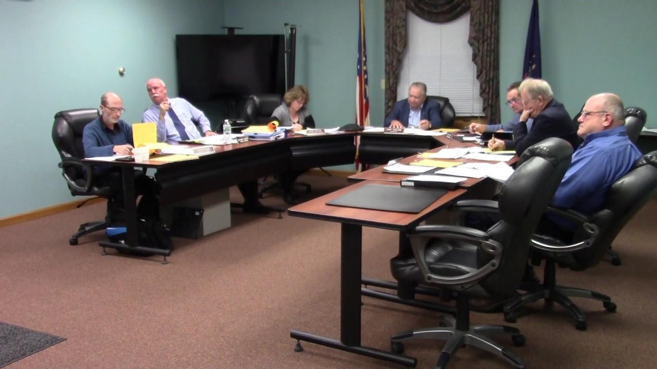Champlain Town Board Meeting  11-13-18