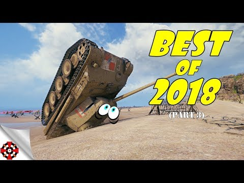 World of Tanks - Funny Moments | BEST OF 2018! (Part 3, WoT best of) thumbnail