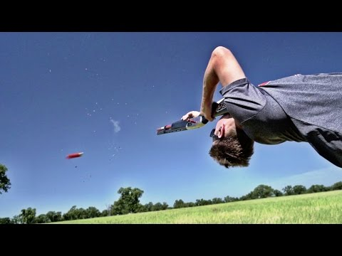 Thumbnail: Shotgun Trick Shots | Dude Perfect