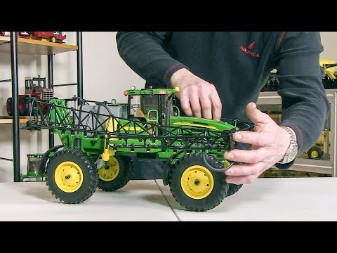 1:16 Scale Hand-built Model Farm Equipment