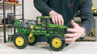 1:16 Scale Hand-built Model Farm Equipment
