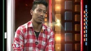 Limelight with Nischal Basnet with Sagar Pradhan, ABC Television, Nepal