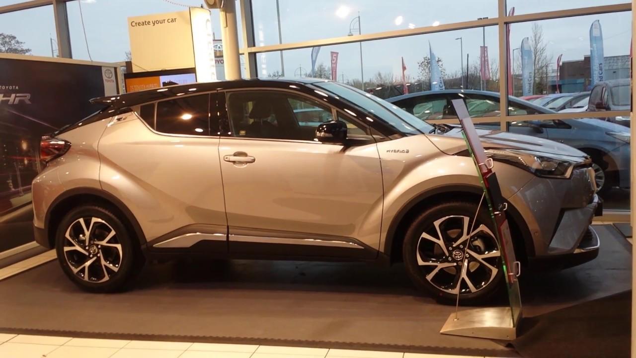 2017 Toyota C Hr Hybrid Crossover Interior Exterior Review