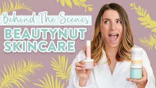 Launching My First SKINCARE LINE | Behind the Scenes of BeautyNut Skincare!