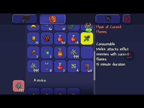 Terraria #2 flower power and nature's gift