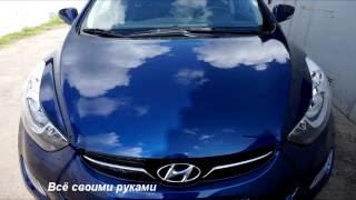 видео Воск для автомобиля. Покрытие твёрдым воском самостоятельно
