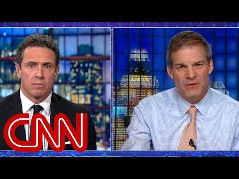 Rep. Jim Jordan: Democrats' fault if government shuts down