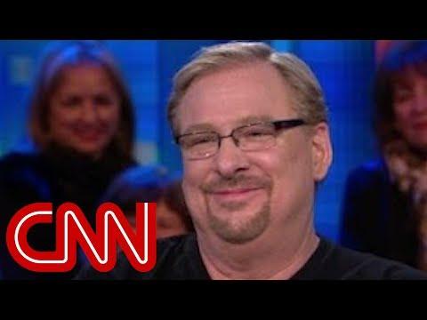 Rick Warren's views on homosexuality
