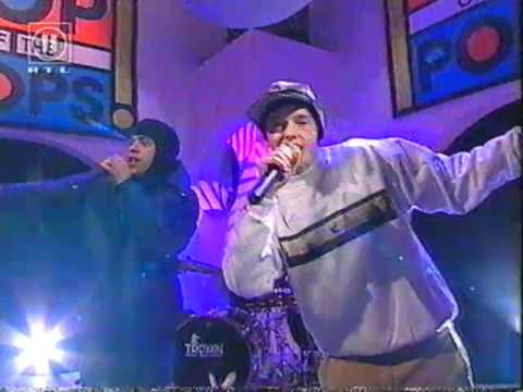 "Beginner ""Liebeslied"" live bei Top of the Pops Germany"