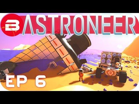Astroneer Gameplay  MAXIMUM POWER & STORAGE 6 Let's Play Astroneer