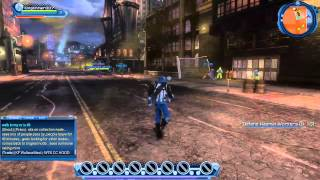 DC Universe Online PS4 GAMEPLAY