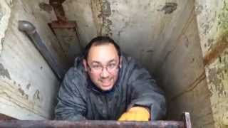 Geocaching In A Old Bunker Thumbnail