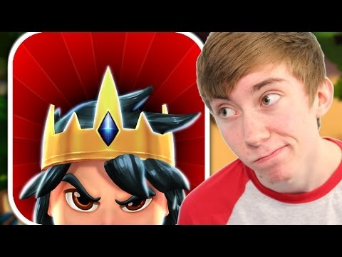 ROYAL REVOLT 2 (iPhone Gameplay Video)