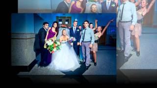 Приклад весільної зйомки