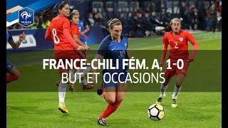 Equipe de France Féminine, amical: France-Chili (1-0), le résumé I FFF 2017