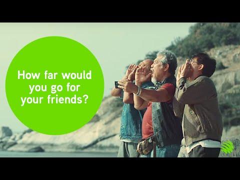 The Road Trip: a Maxis 4G Film
