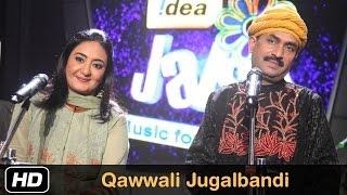 Mohe Lagan Lagi | Jaspinder Narula & Munnawar Masoom | Qawwali Jugalbandi | Idea Jalsa