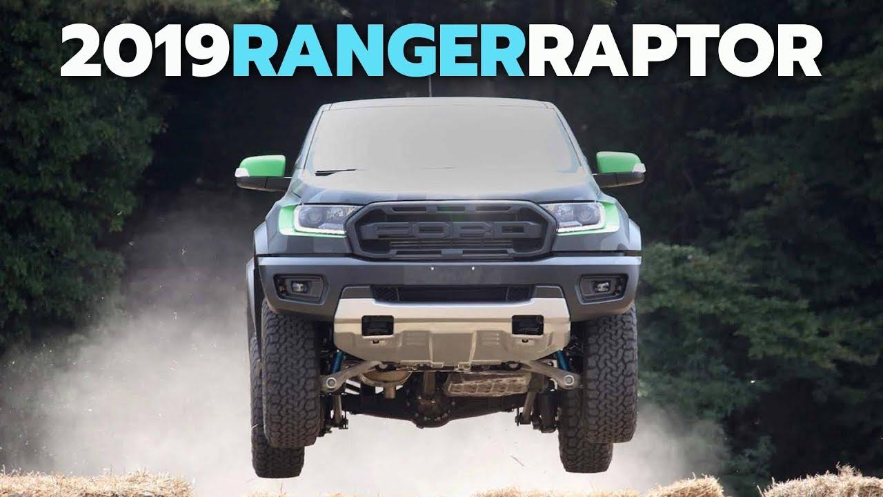 Ford เล็งเปิดตัว 2019 Ranger Raptor เวอร์ชั่นยุโรป คาดราคา 1.7 ล้านบาท?