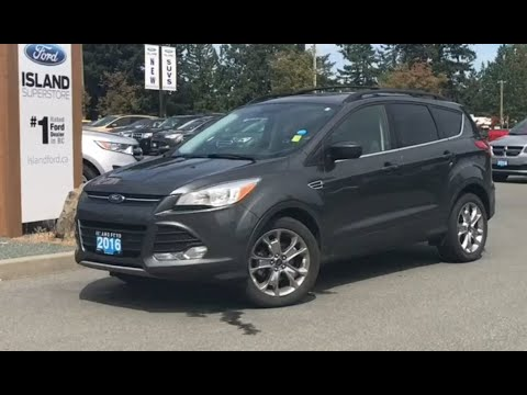 2016-ford-escape-se-w/-backup-camera,-nav,-power-liftgate-review|-island-ford