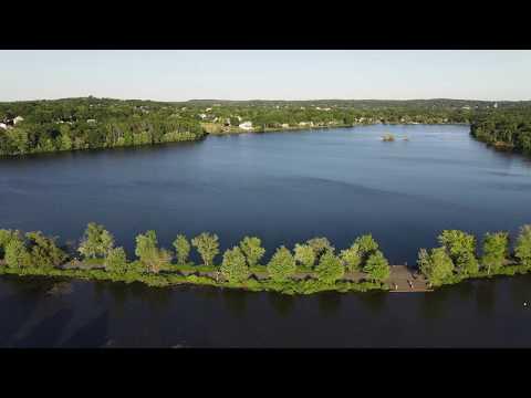 Mavic Air 2 - Horn Pond. Woburn, MA