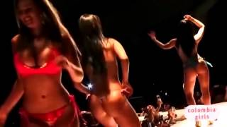 Miss Bikini Colombia G String Edition 2015