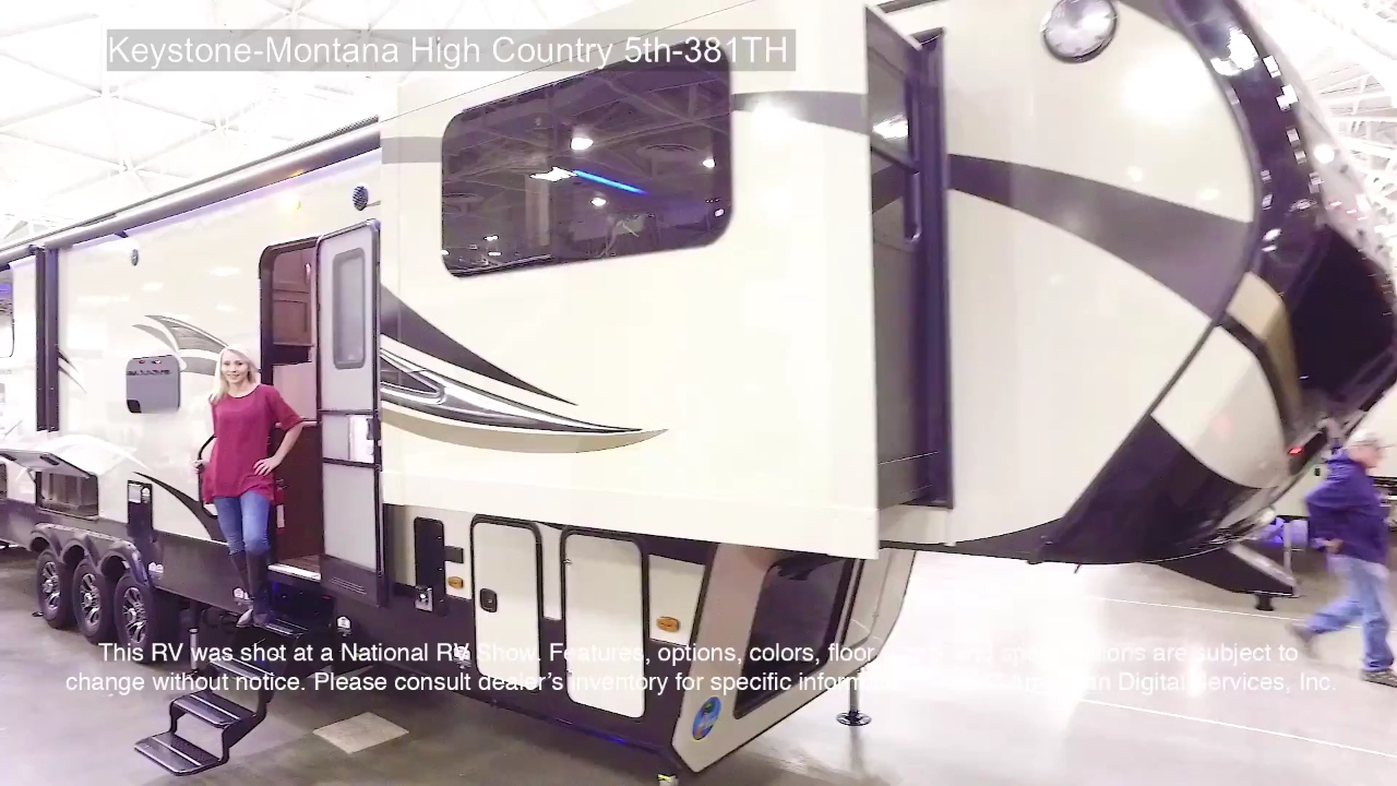 Keystone-Montana High Country 5th-381TH - YouTube