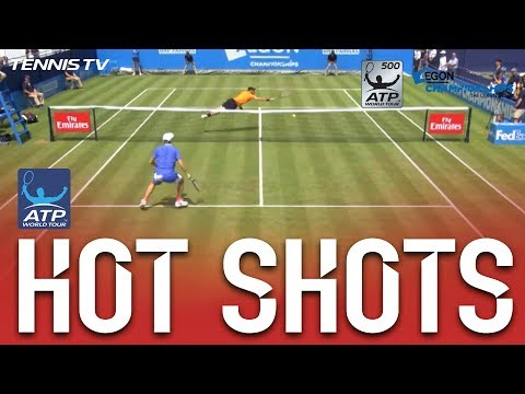 Johnson Jumps For Hot Shot In London Queens 2017