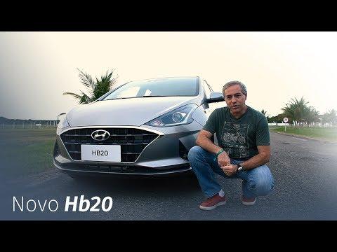 Novo HB20 turbo 2020: veja todos os detalhes