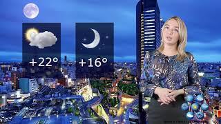 Юлия Частова о погоде в Китае