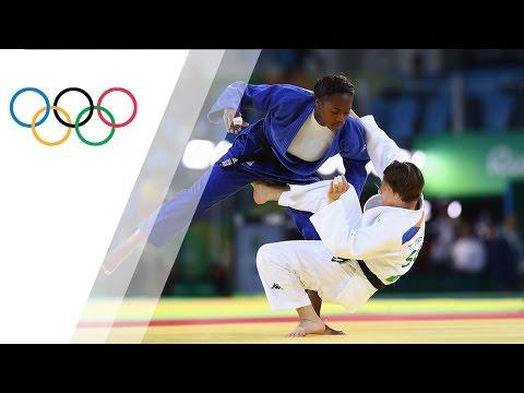 Slovenia's Trstenjak wins Women's Judo 63kg gold
