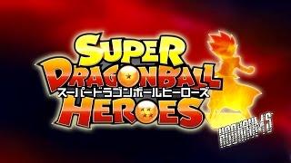 Dragon Ball Heroes Amv Opening 5|Super Dragon Ball Heroes Fu...