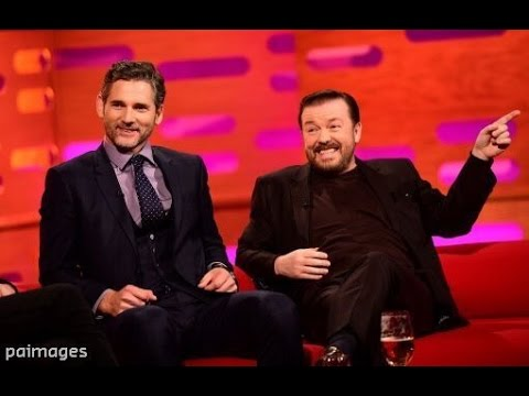 TheGNShow S19 E03 Ricky Gervais, Eric Bana and more