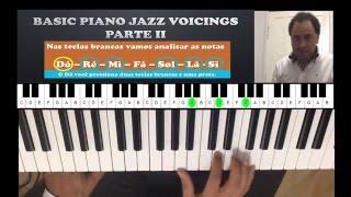 jazz piano voicings parte ii acordes de jazz para piano ou teclado acorde quartal