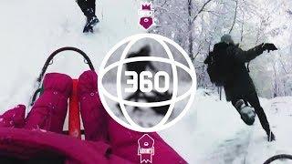 ТЫ РЕБЕНОК Ролевая игра для взрослых в виртуальной реальности • 360 Vr Video Vrkings