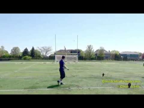 Chris Sailer Kicking, Joey Mitchell, April 2017