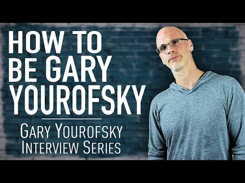 How to Be the Next Gary Yourofsky