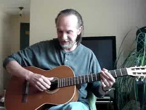 """Acoustic Guitar Lessons """"Summertime"""" Tab Included"""