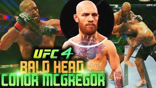BALD HEAD Conor McGregor Still Has HANDS! Beating Trolls! EA UFC 4 Online
