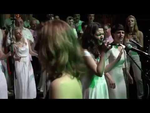 MERRY GOSPEL CHOIR - Victory (Branka Jesic & Aneta Gaspar)