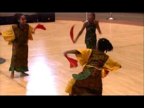 OUR DANCE OUR CULTURE(TERAKOTA HEADS)BY ANIRE BINITIE 4MITV NIGERIA 2014.