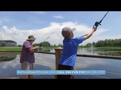Stay at Balmoral Resort Florida - TV Commercial